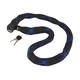 ABUS Ivera Chain 7210/110 Zapięcie rowerowe czarny